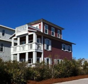 Beach houses for sale in 30A Florida - 264 Cottage Way