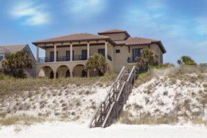 616 Blue Mountain Road, Santa Rosa Beach FL 32459 - 30A Gulf Front Real Estate