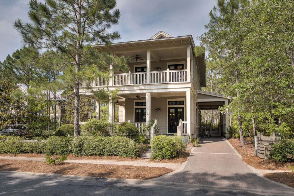 12 Thicket Circle, luxury home for sale in WaterColor FL in Santa Rosa Beach on 30-A