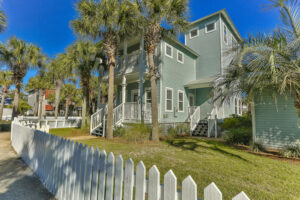 beach cottages in 30A Florida